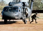 U.S. officials have not confirmed the type of helicopter that carried Navy Se...