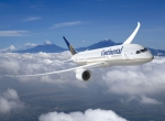 Continental operates an all-Boeing fleet and holds an order of its own for el...