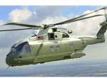 For the first VXX presidential helicopter competition,  AgustaWestland teamed...