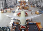 Airbus plans to raise A320 production to close to 40 aircraft a month, while ...