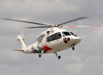 The third Sikorsky S-76D recently joined the flight-test fleet. FAA certifica