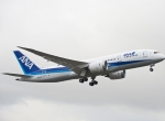 The second Boeing 787 flight test aircraft lost primary power when a fire bro...