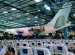 Airbus A330 production line (Airbus photo)