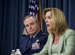 State of the Air Force briefing at the Pentagon
