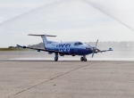 The 1,200th PC-12 delivered became the 49th to join PlaneSense's fleet since the company's 1995 founding.