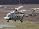 Six months after its launch at this year's Paris Air Show, AgustaWestland's AW18