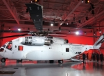 """The CH-53K """"King Stallion,"""" one of the first all-digitally designed helicopters, was assembled inside a 3-D virtual reality lab at Sikorsky's headquarters before any metal was cut or composites were laid out."""