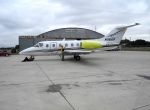 Upgraded Hawker 400XPR Takes Flight