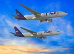 FedEx Express 767-300 and 777 freighters