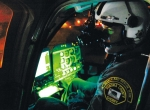 FlightSafety's Vital 1100 visual system is night-vision goggle qualified.