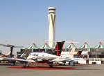 King Airs are now Hawker Beechcraft's bread and butter, and the company brought three to MEBA 2012: a C90GTx, a 250 and a 350i.