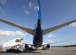 Boeing's 787 at the Singapore Airshow