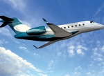 Embraer's new Legacy 500.