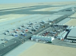 Like a mirage in the  desert, the MEBA aircraft park shimmers under a December sun. Some 7,000 visitors from around the world journeyed to Dubai  to rub shoulders with like-minded aviation travelers.