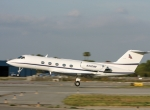 The Gulfstream GIII is among several models that will require a hushkit to operate after Dec. 31, 2015.