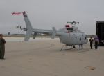 First MQ-8C delivered to U.S. Navy