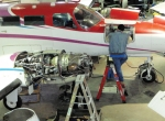 """Aero Twin will """"work on anything you can get in the hangar. Let's face it: this is Alaska and that's the nature of the business,"""" said president Tony Cestnik."""