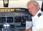 During his more than four-decade-long career as a pilot, Robert Ruskay accumulated 14,000 flight hours, including 12,000 hours at the controls of business jets.
