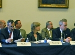 Aviation industry representatives appeared March 28 at House roundtable discussion on European ETS.