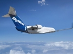 SkyWest Airlines regional jet