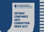 Transparency International report cover