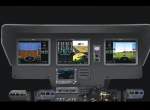 An integrated Universal Avionics flight deck will modernize the MD Helicopters MD 902 Explorer.