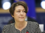 European Transport Commissioner Violeta Bulc