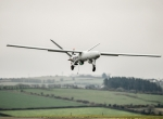 Britain's regulatory framework allows it to have a more active small-RPAS sector than many other countries. Here, a British Army RPAS Watchkeeper is in the system and cleared to fly, but there are no civilian RPASs in its class–that is, weighing more than 150 kg–operating in the UK.