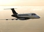 Embraer Legacy 500 in flight