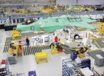 F-35 production line