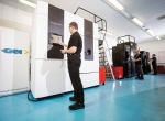 GKN machine at additive manufacturing plant