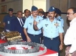 Indian air force chief of air staff AM Arup Raha