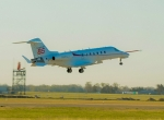 Learjet 85 first flight
