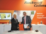 Rockwell Collins signing at Dubai