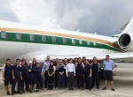 Jet Aviation Singapore team with Global Express