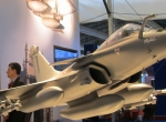 Rafale model on display