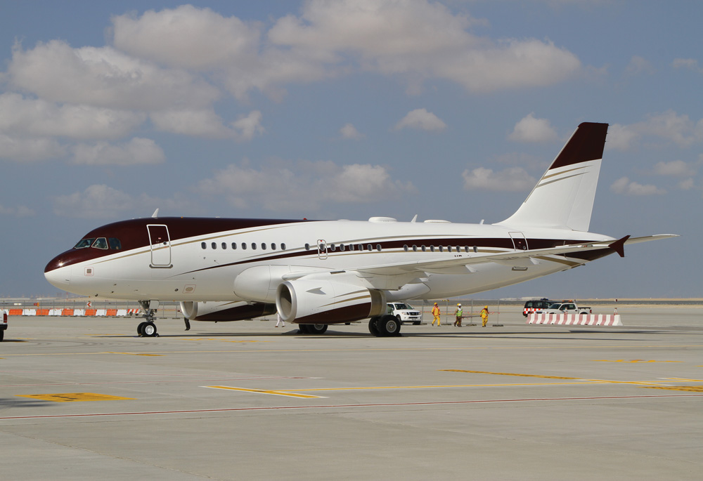 Airbus Corporate Jets On The Move  Business Aviation News