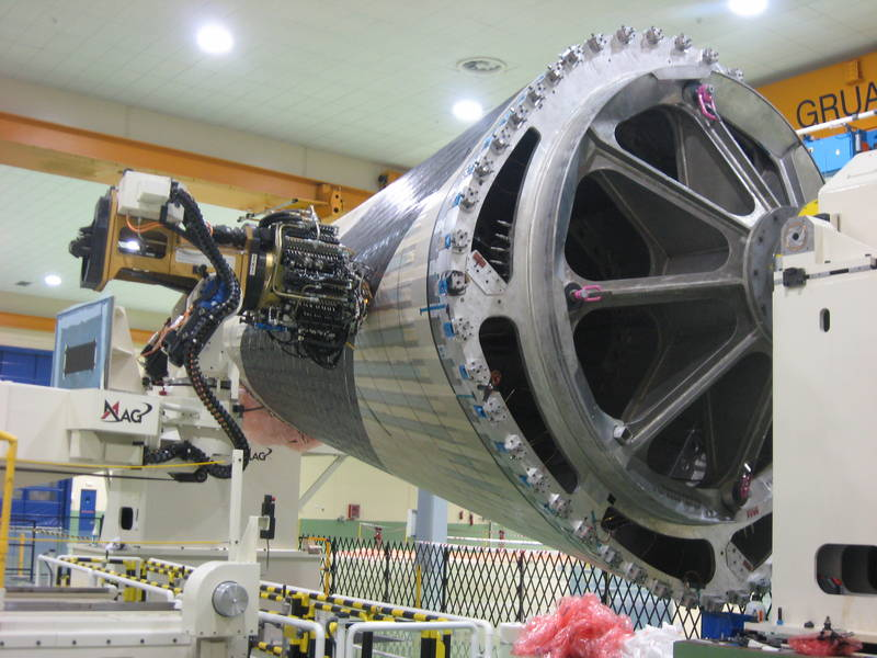 Airbus Starts Fabricating First Fuselage Barrel For The