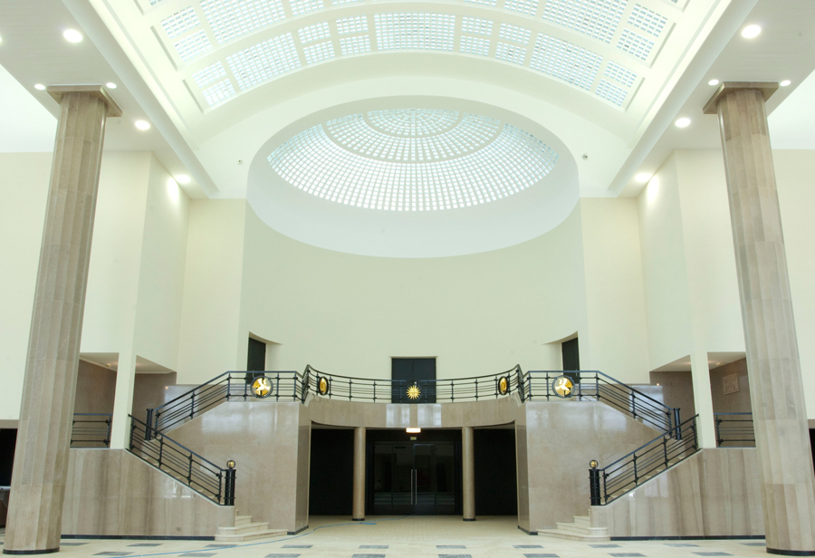 Le Bourget S Air And Space Museum Restores Art Deco