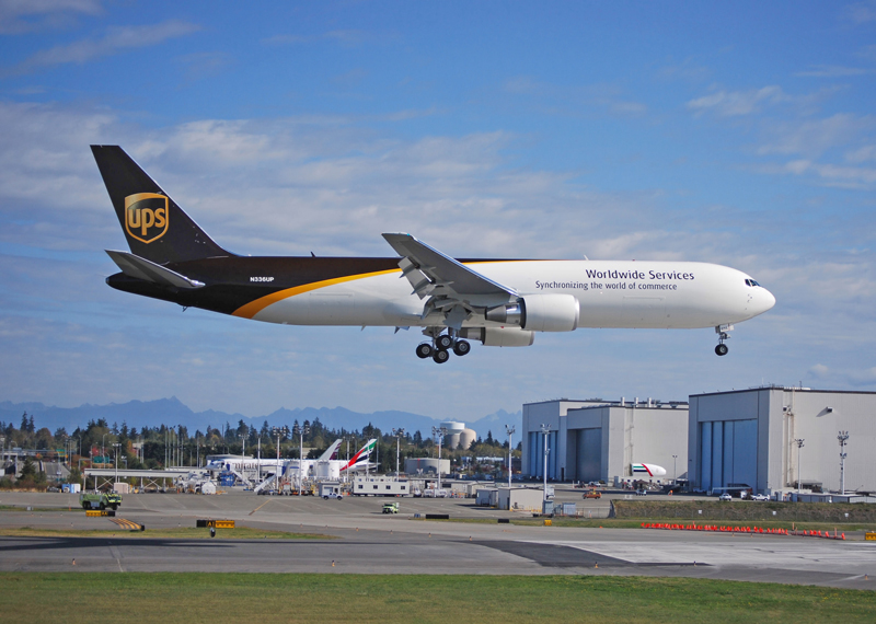 UPS Pilots Engage FAA in Latest Round in Fight for Uniform