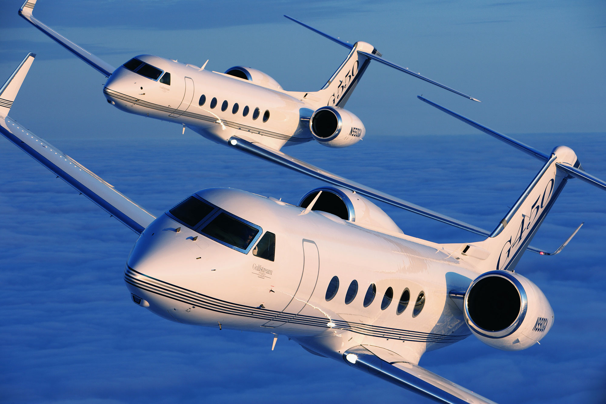 General Dynamics Soars on Wings of Gulfstream | Business Aviation ...