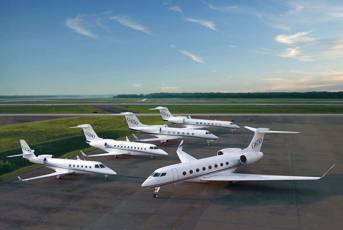 Deliveries Continue To Climb at Gulfstream | Business Aviation ...