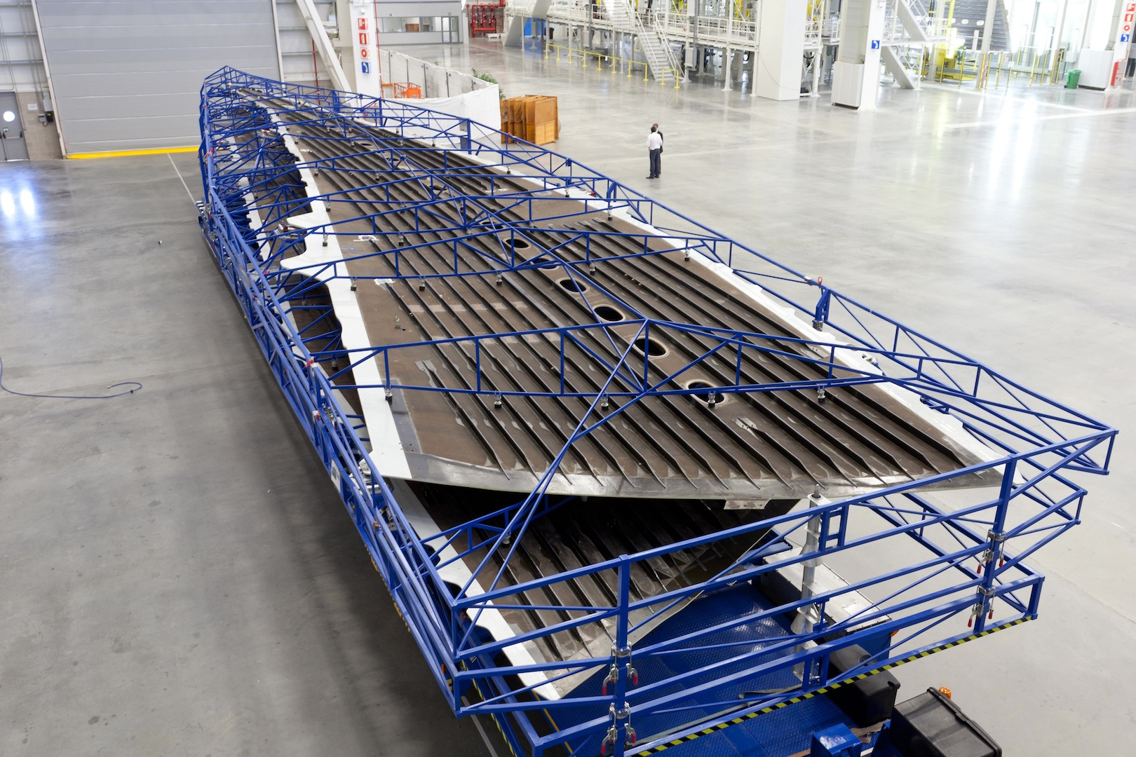 Hexcel Prepares For More Composites In Commercial Aircraft