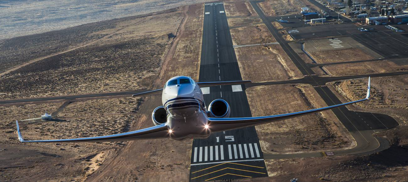 Gulfstream Deliveries Dip 15.6% in First Quarter