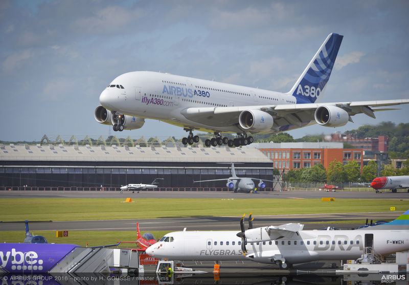 Airbus lowers delivery targets for A380