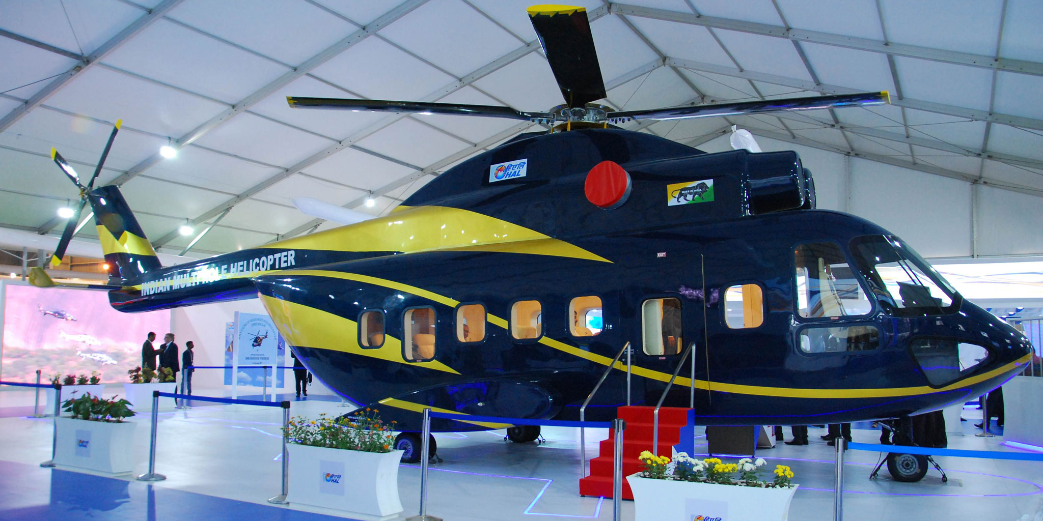 HAL Proposes An Indian Multirole Helicopter  Defense News Aviation Internat