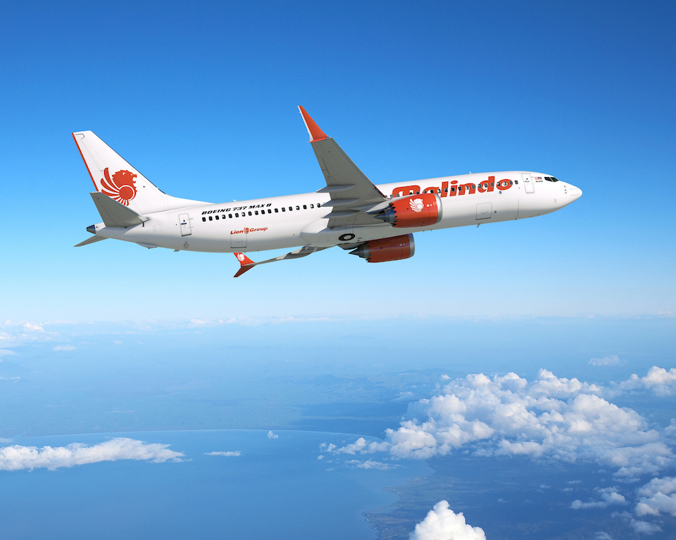 Malindo Air will be world's first airline to fly Boeing 737 MAX