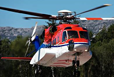 Chc helikopter service